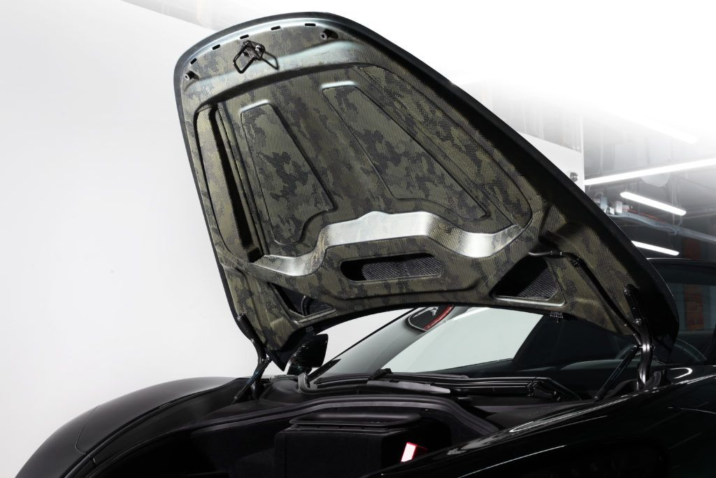 This McLaren 720S Spider Fury is a Carbon Fiber Masterpiece From Russia 25