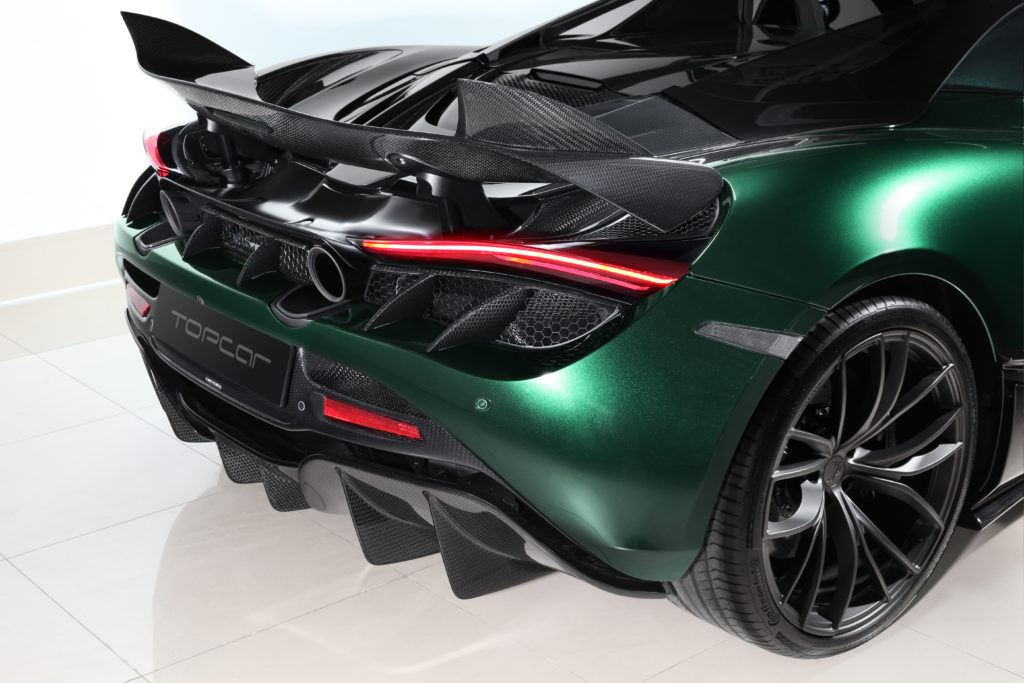This McLaren 720S Spider Fury is a Carbon Fiber Masterpiece From Russia 24