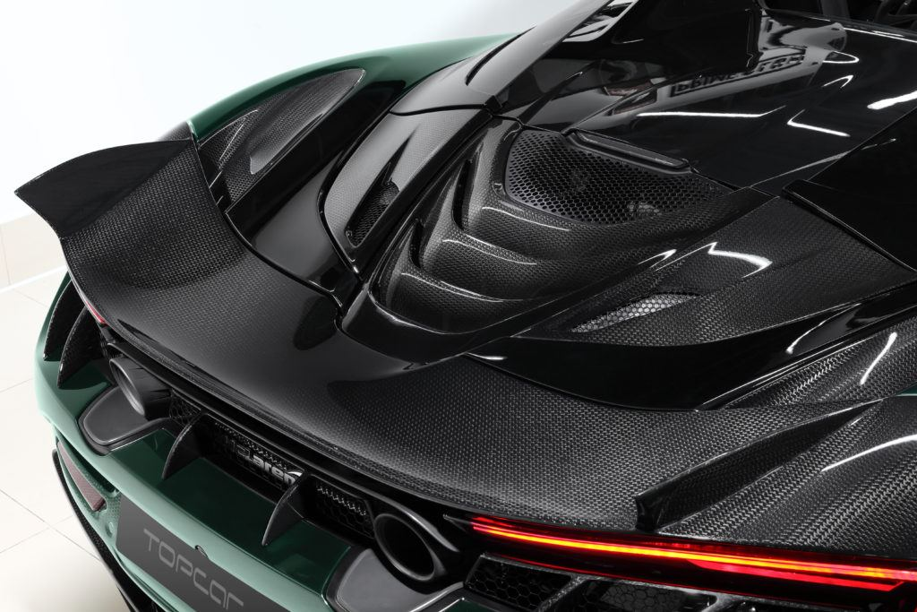This McLaren 720S Spider Fury is a Carbon Fiber Masterpiece From Russia 23