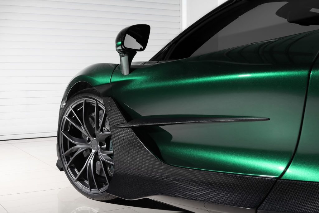 This McLaren 720S Spider Fury is a Carbon Fiber Masterpiece From Russia 22