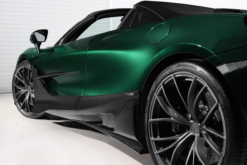 This McLaren 720S Spider Fury is a Carbon Fiber Masterpiece From Russia 21