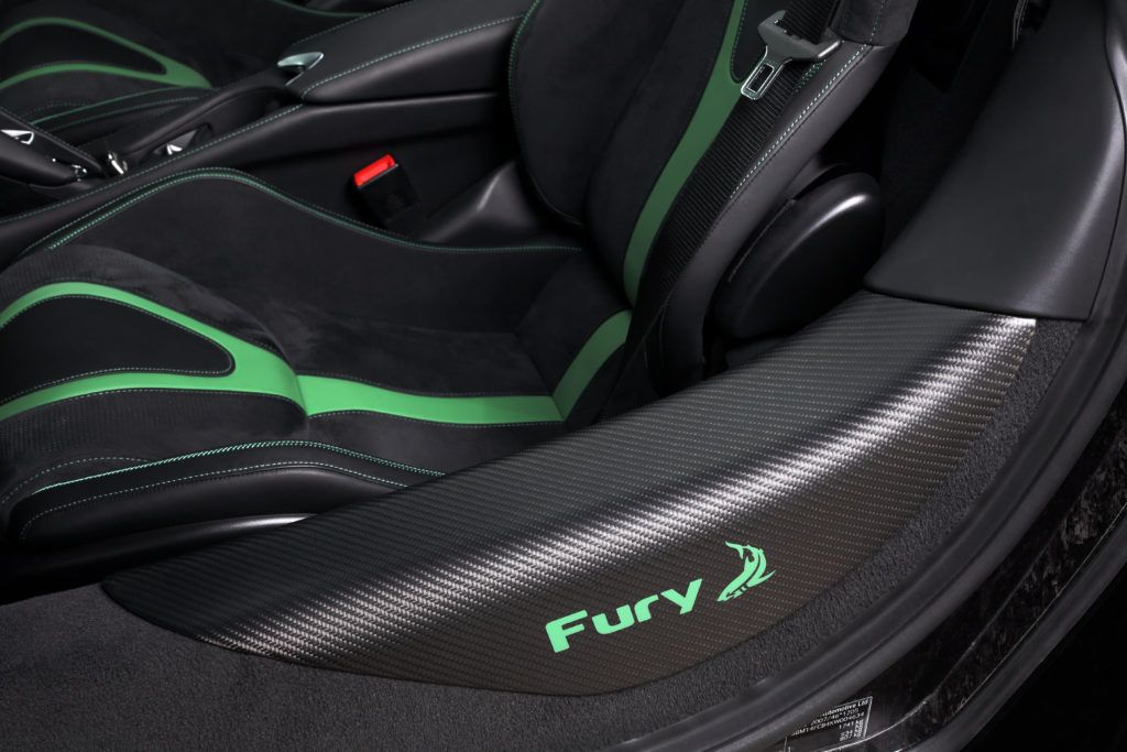 This McLaren 720S Spider Fury is a Carbon Fiber Masterpiece From Russia 18