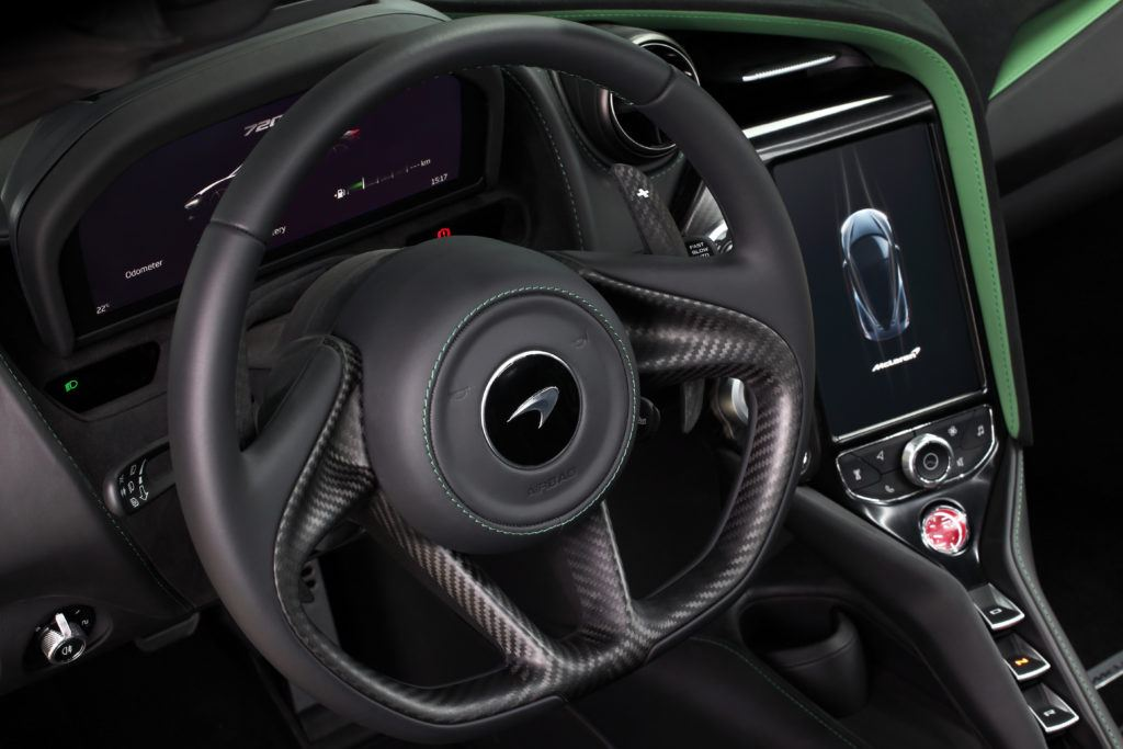 This McLaren 720S Spider Fury is a Carbon Fiber Masterpiece From Russia 17