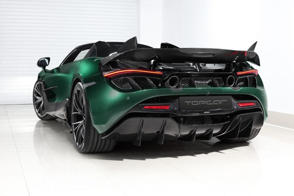 This McLaren 720S Spider Fury is a Carbon Fiber Masterpiece From Russia 32