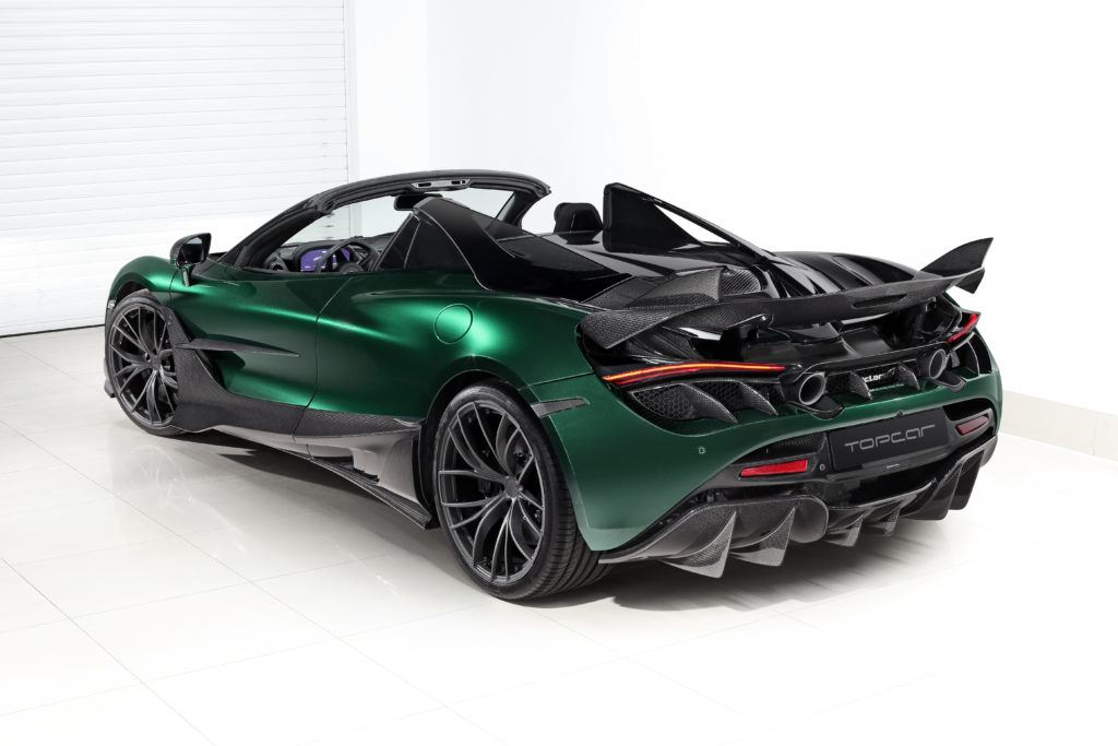 This McLaren 720S Spider Fury is a Carbon Fiber Masterpiece From Russia 31