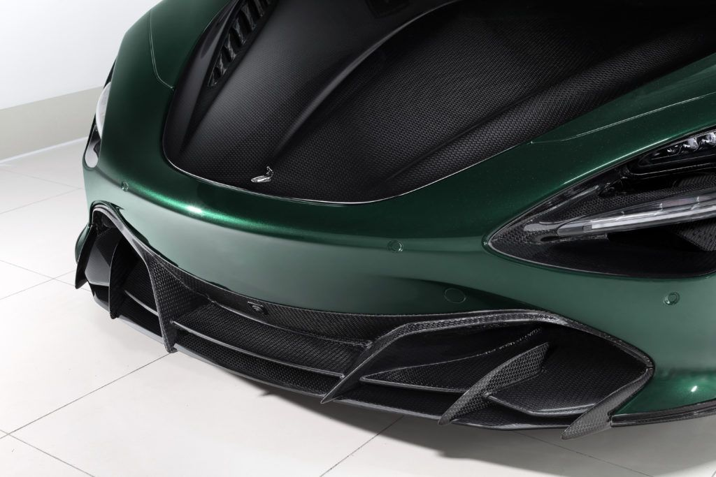 This McLaren 720S Spider Fury is a Carbon Fiber Masterpiece From Russia 28