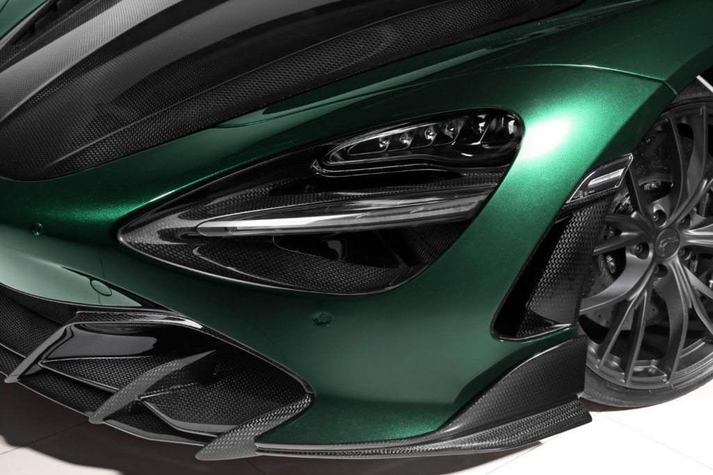This McLaren 720S Spider Fury is a Carbon Fiber Masterpiece From Russia 27