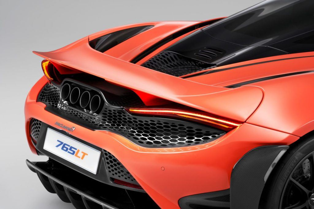 McLaren 765LT: Ready To Blitz The Racetrack! 23