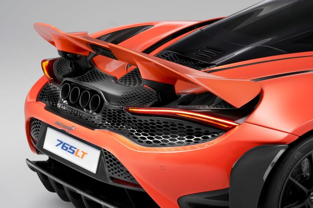 McLaren 765LT: Ready To Blitz The Racetrack! 25