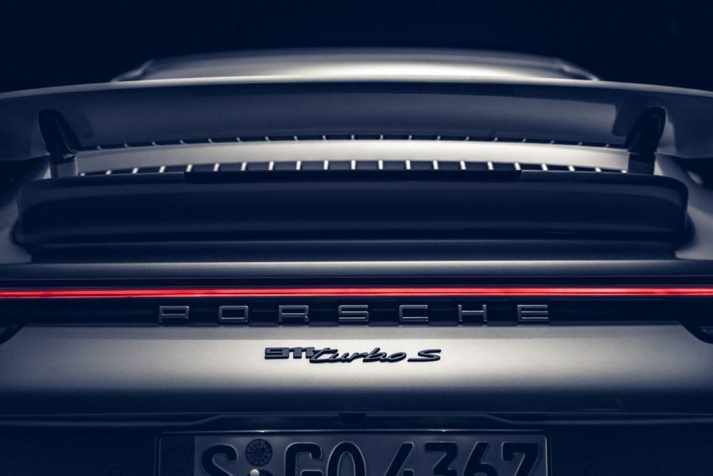 Porsche 911 Turbo S 11