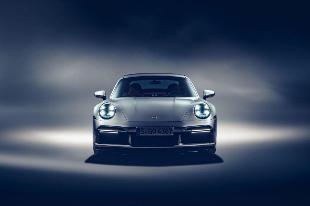 Porsche 911 Turbo S 18