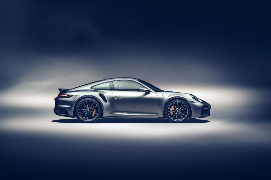 Porsche 911 Turbo S 19