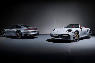 Porsche 911 Turbo S: Most Powerful 911 Turbo Yet 16