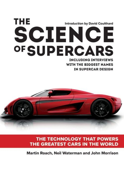 The Science of Supercars Cover