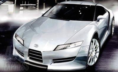 Toyota Supra Concept