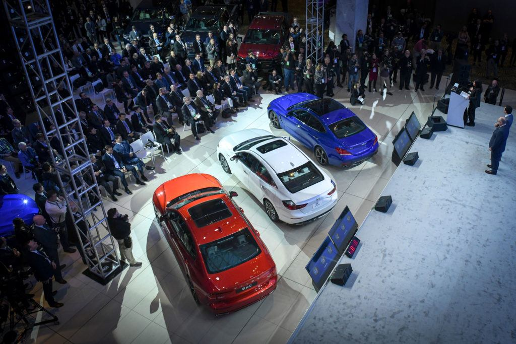 NAIAS Detroit.