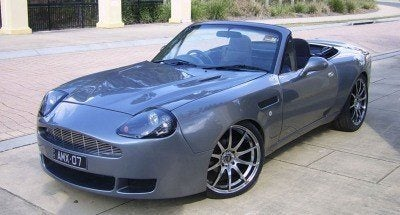 DAMN Aston Miata
