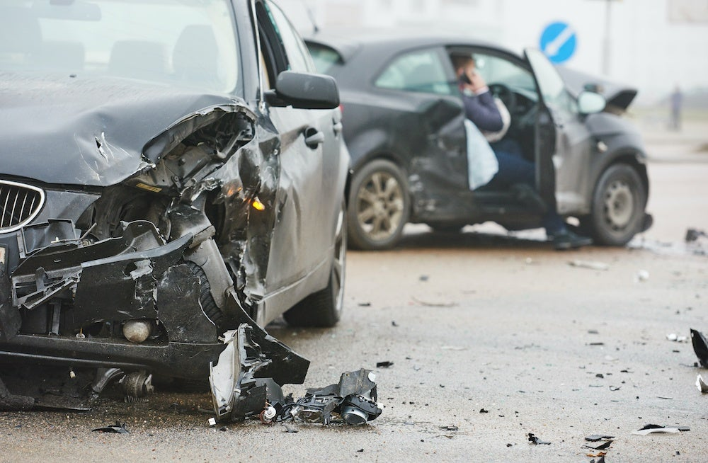 car accident covered by auto insurance
