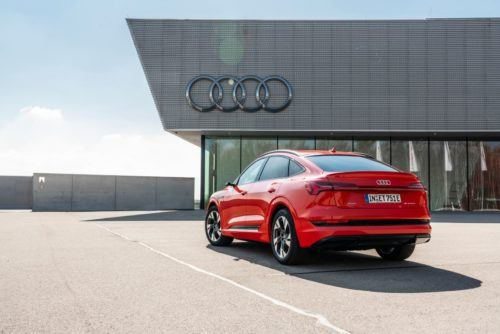 2020 Audi e tron Sportback 1