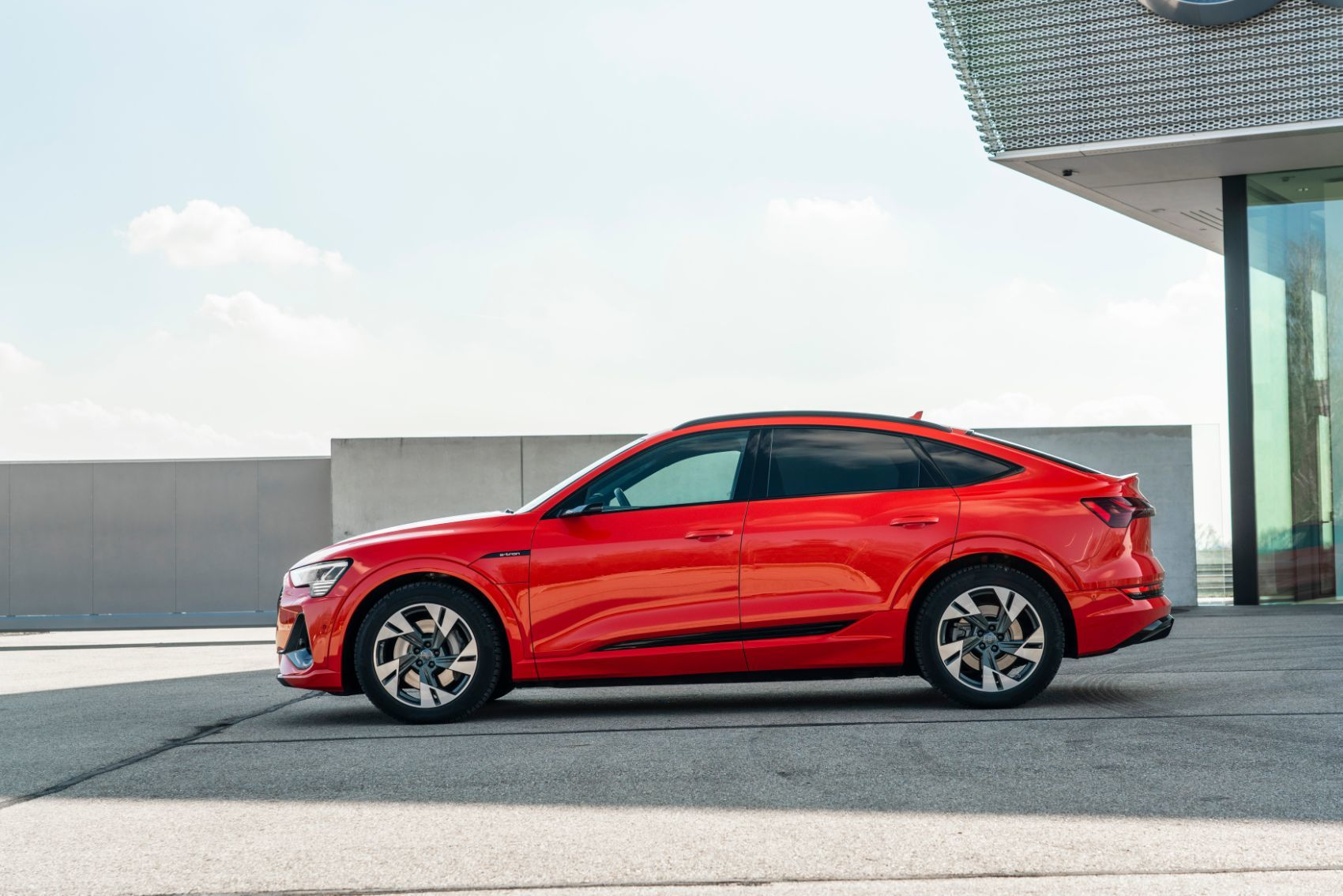 Is The 2020 Audi e-tron Sportback Coming For Tesla's Lunch Money?