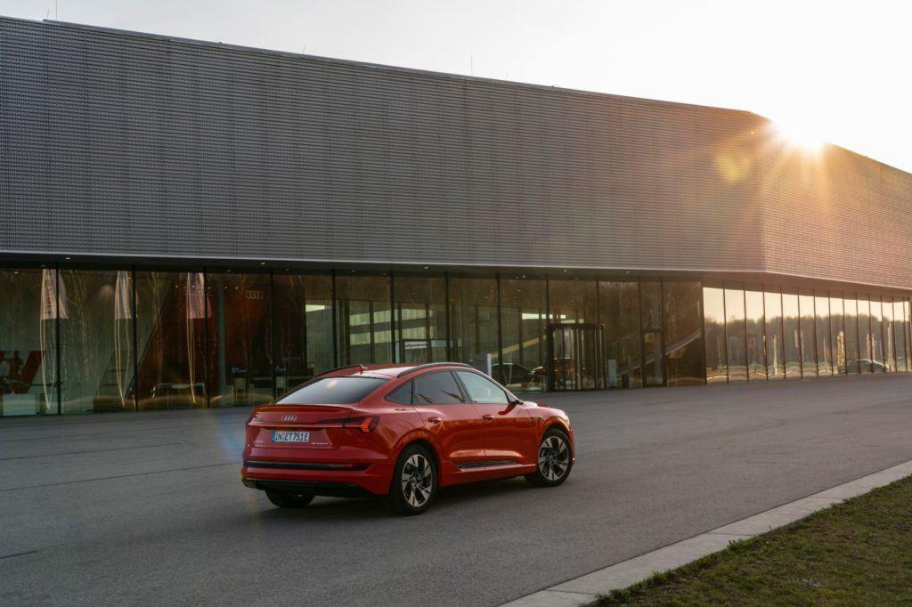 2020 Audi e tron Sportback 5