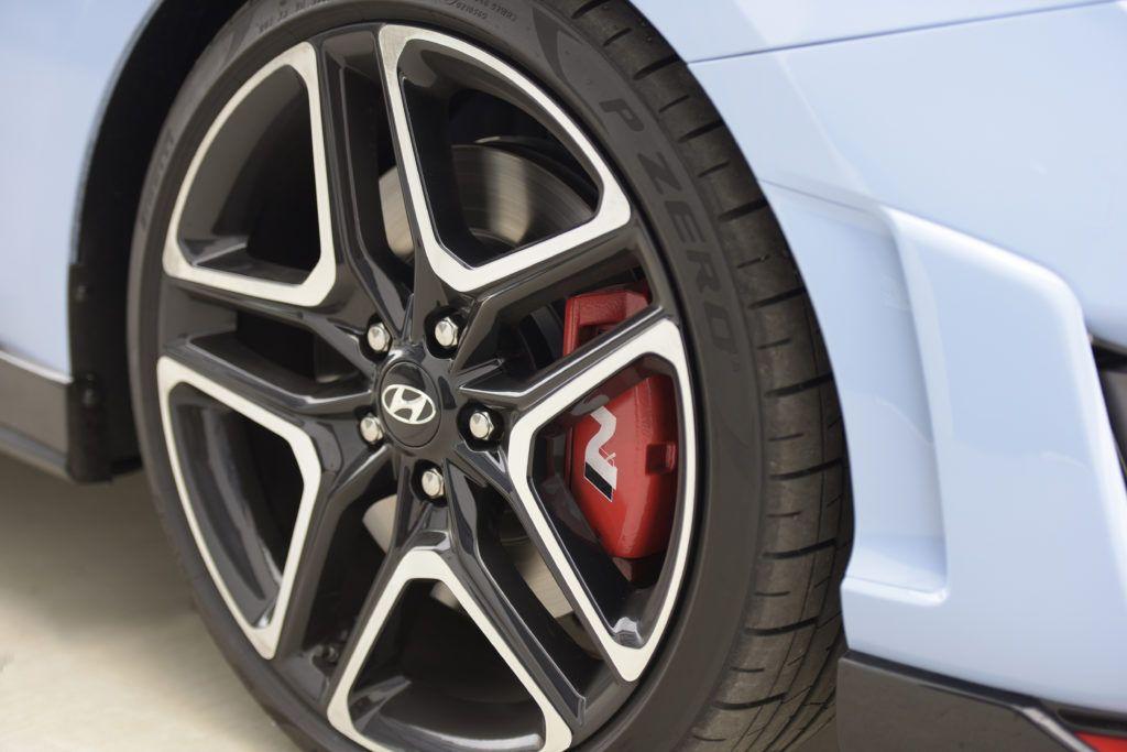 2020 Hyundai Veloster N 15
