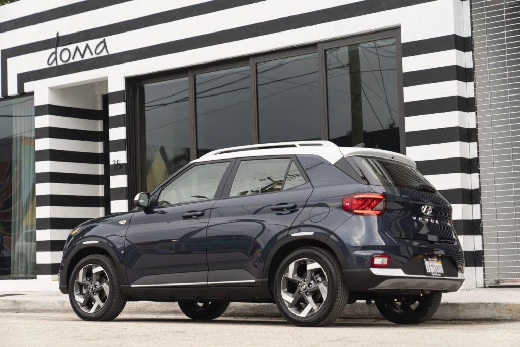 2020 Hyundai Venue 1