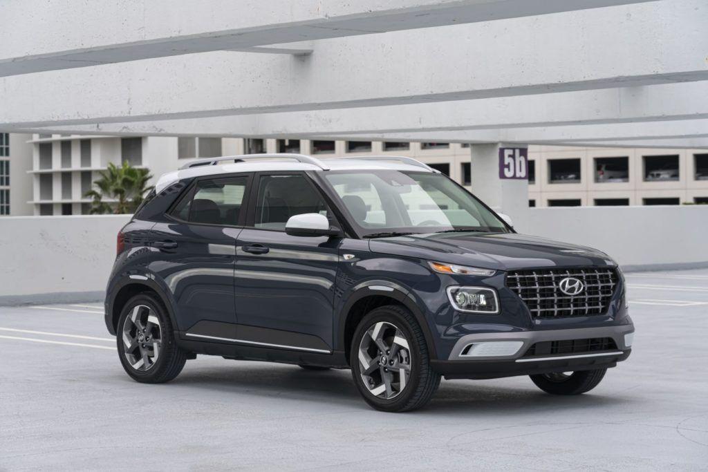 2020 Hyundai Venue 3