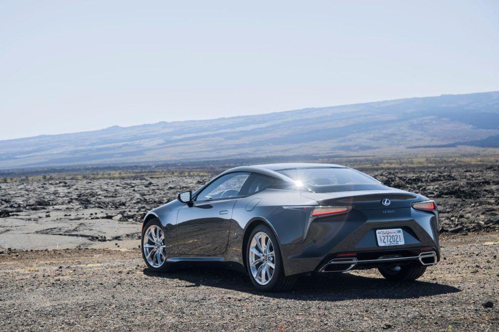 2020 Lexus LC 500h 007