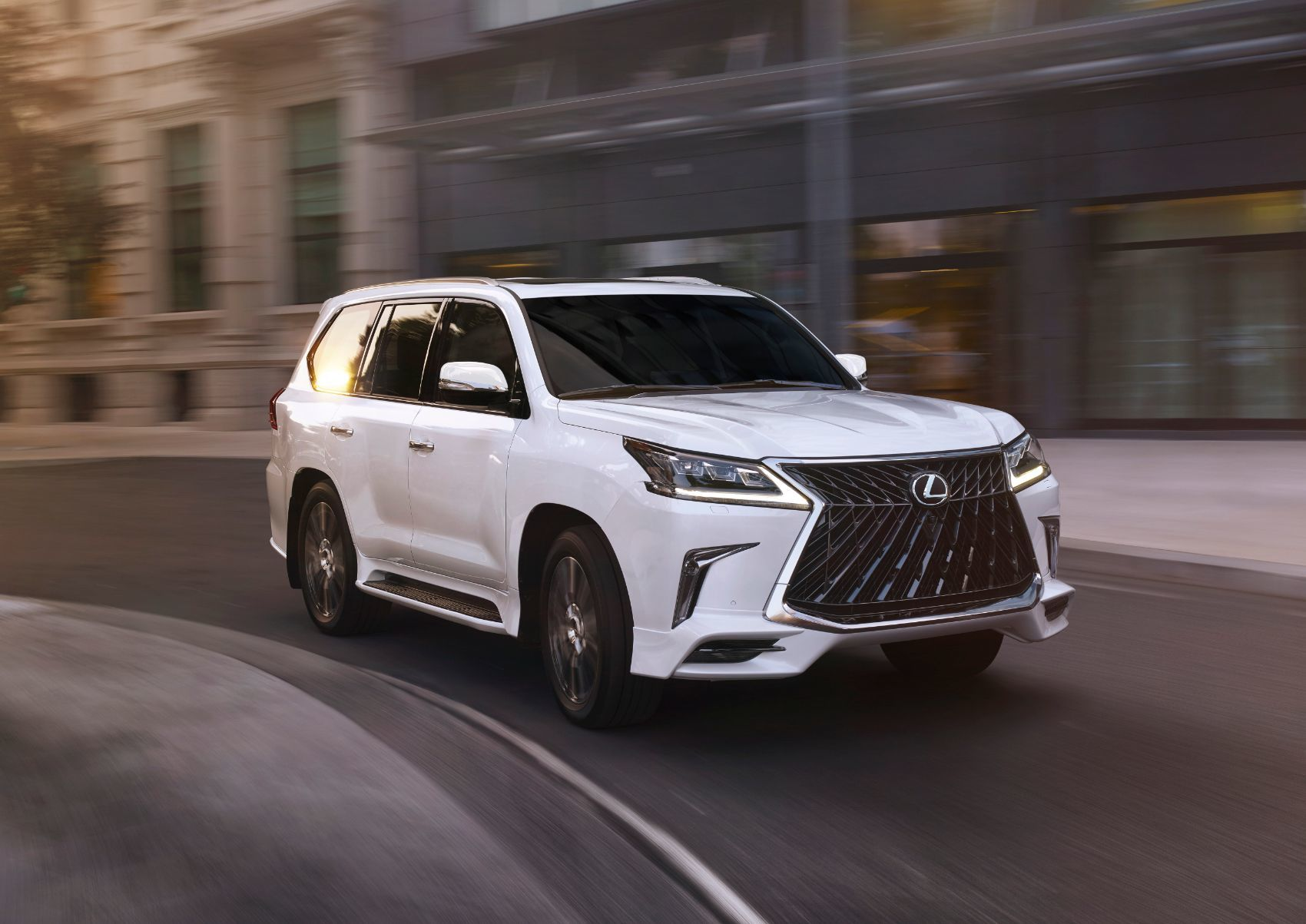 2020 Lexus Lx 570 Three Row Review By The Book Luxury Suv