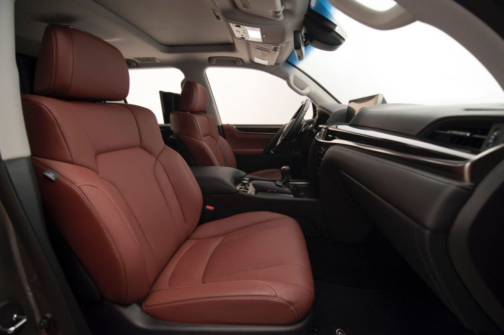 2020 Lexus LX 570 20