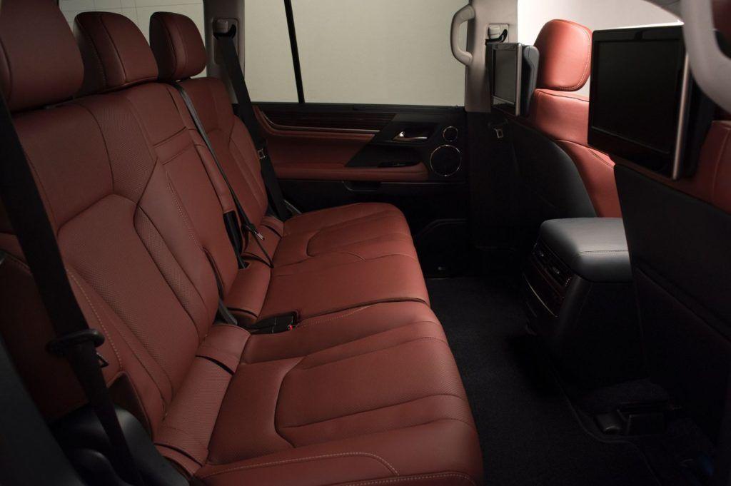 2020 Lexus LX 570 21