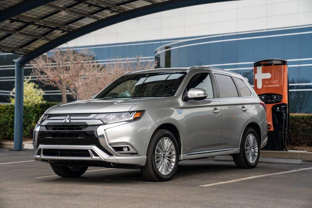2020 Mitsubishi Outlander PHEV 2