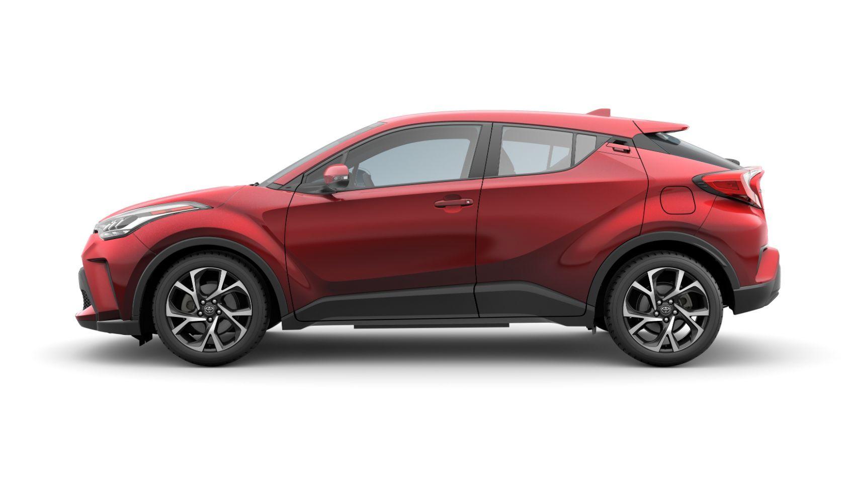 2020 Toyota C HR 15