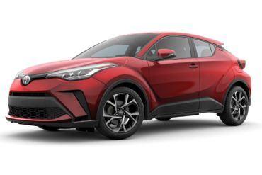2020 Toyota C HR 16