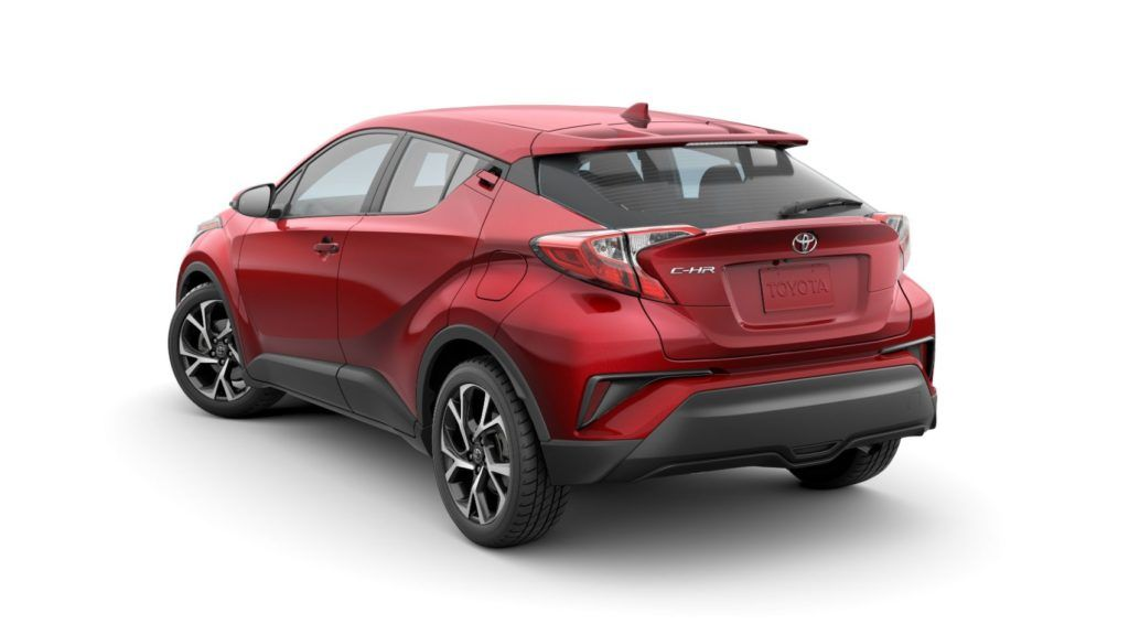 2020 Toyota C-HR.