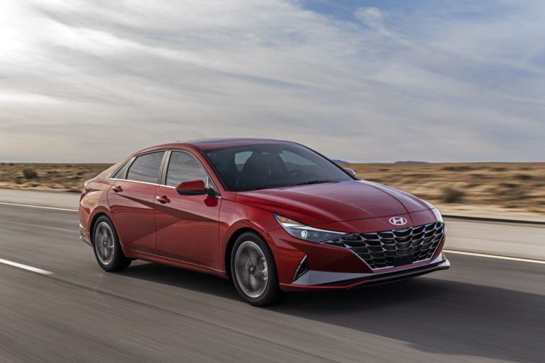 2021 Hyundai Elantra: When a Compact Sedan Grows Up 26