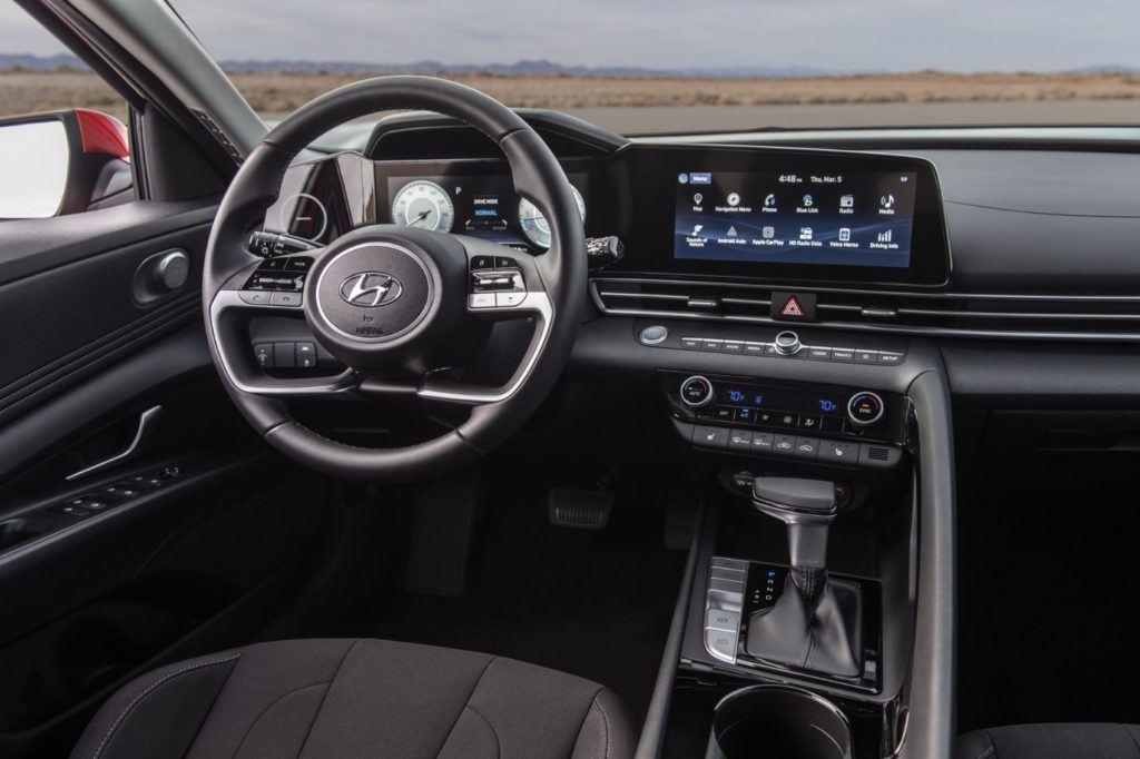2021 Hyundai Elantra 14