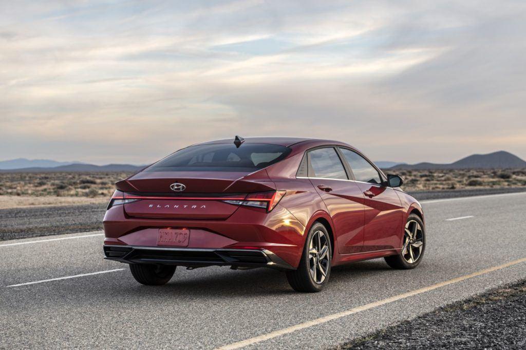 2021 Hyundai Elantra 21