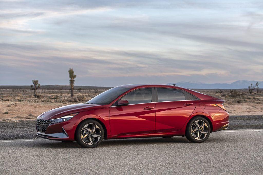 2021 Hyundai Elantra 29