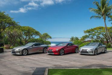 2021 Lexus LC 3