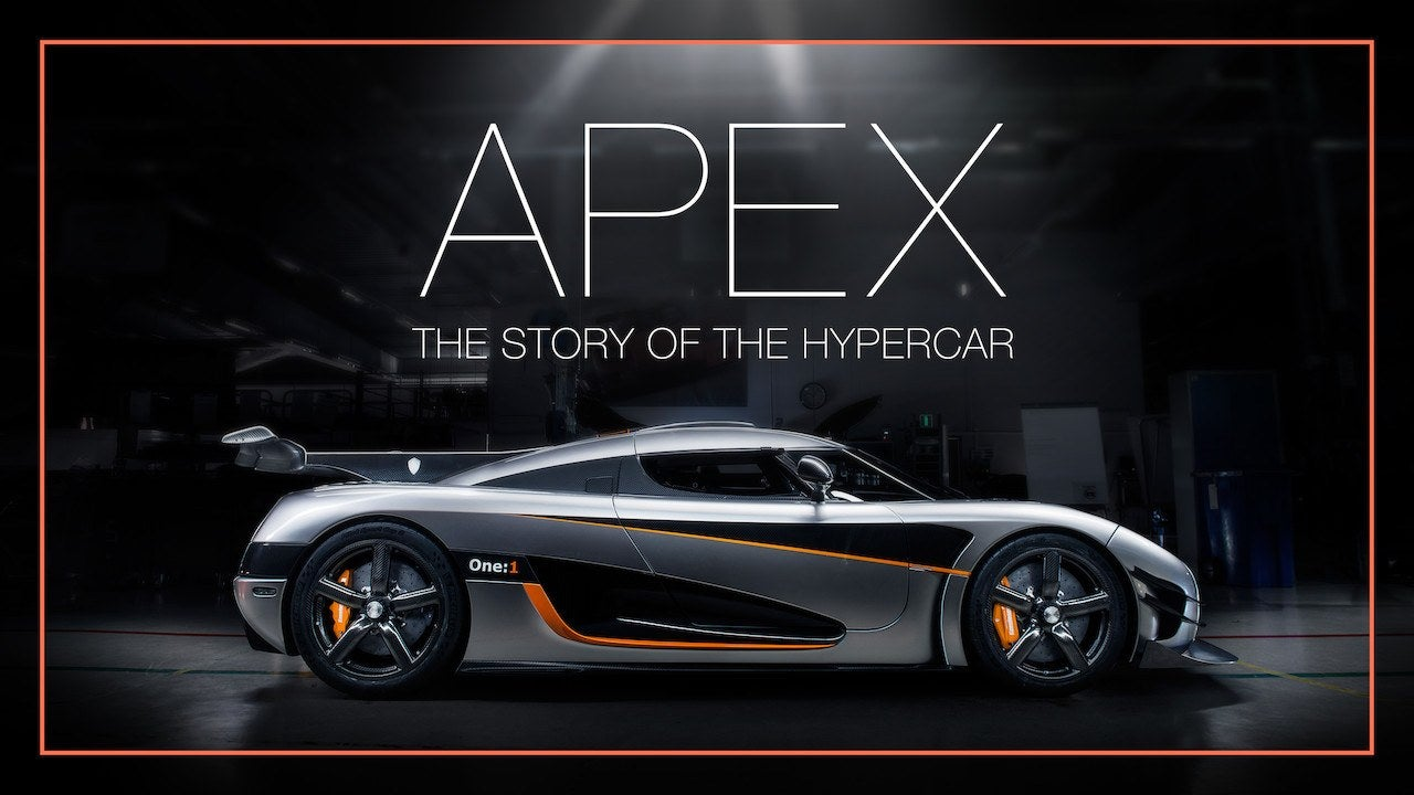 Apex: The Story of the Hypercar Review: Good Way To Get Your Fast Car Fix!