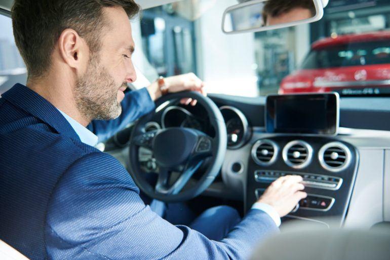 Car Interior 1