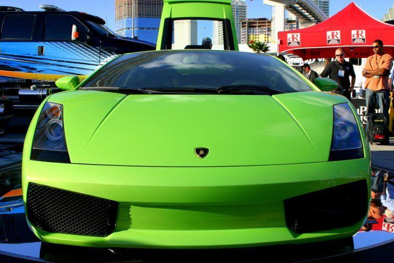 Lamborghini Gallardo Twin-Turbo Underground Racing