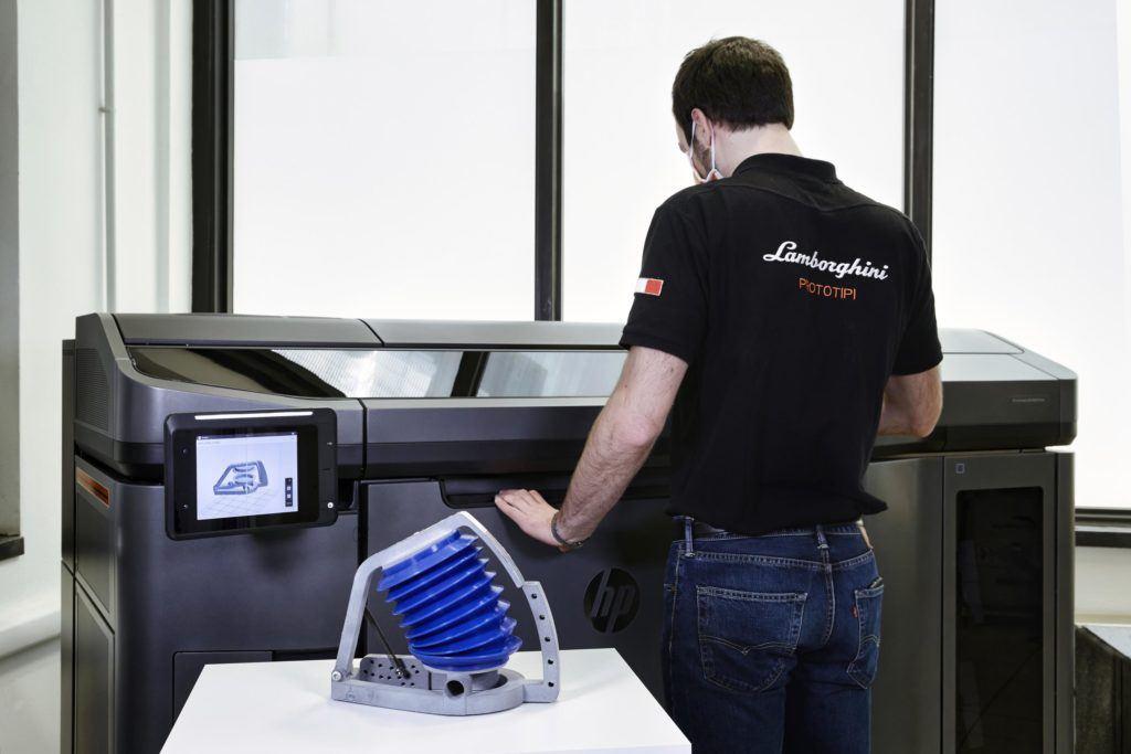 Lamborghini Breathing Simulators 2