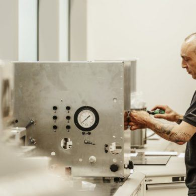 McLaren VentilatorProject