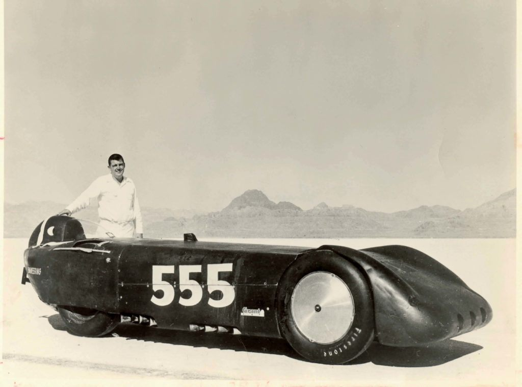 From Mickey Thompson: The Lost Story of The Original Speed King In His Own Words. Photo: Don Gillespie.