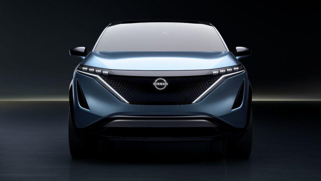 Nissan ARIYA Concept 04