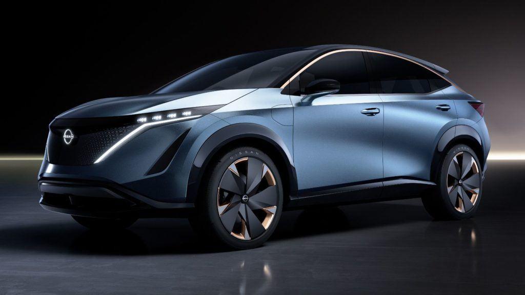 Nissan ARIYA Concept 05