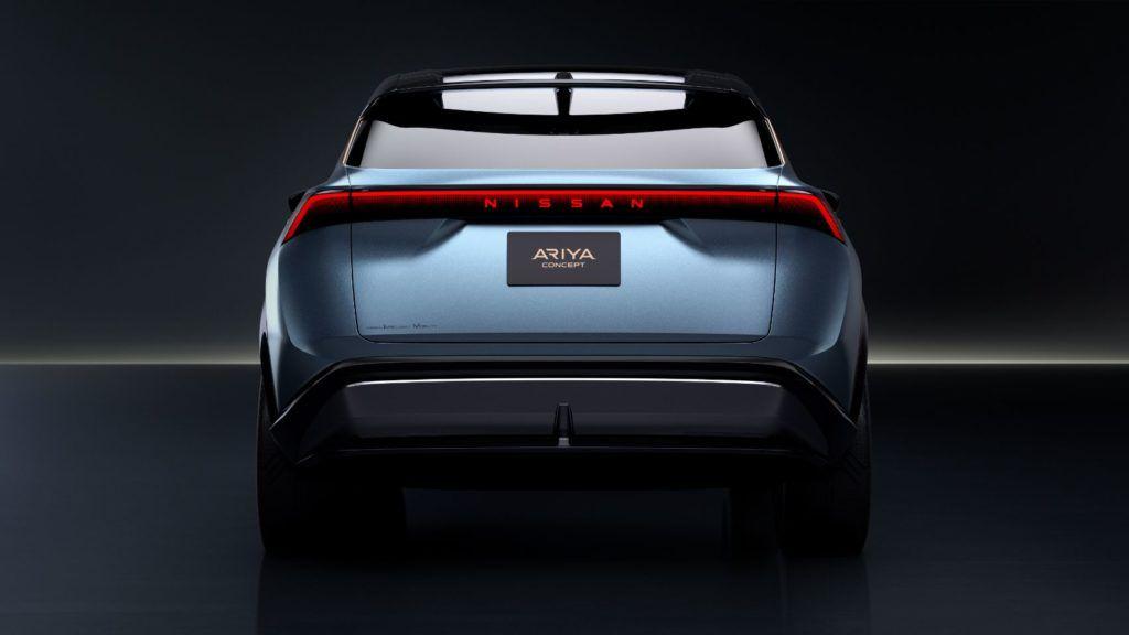 Nissan ARIYA Concept 06